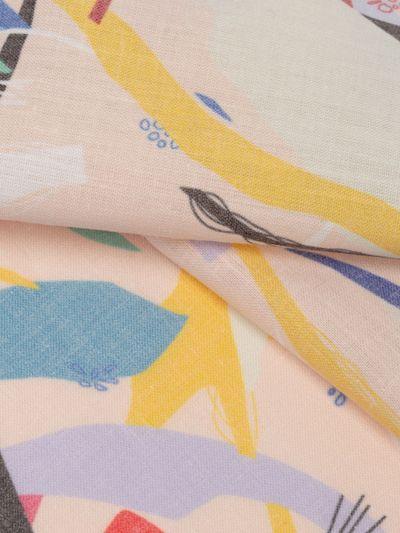 vintage fade shirting fabric