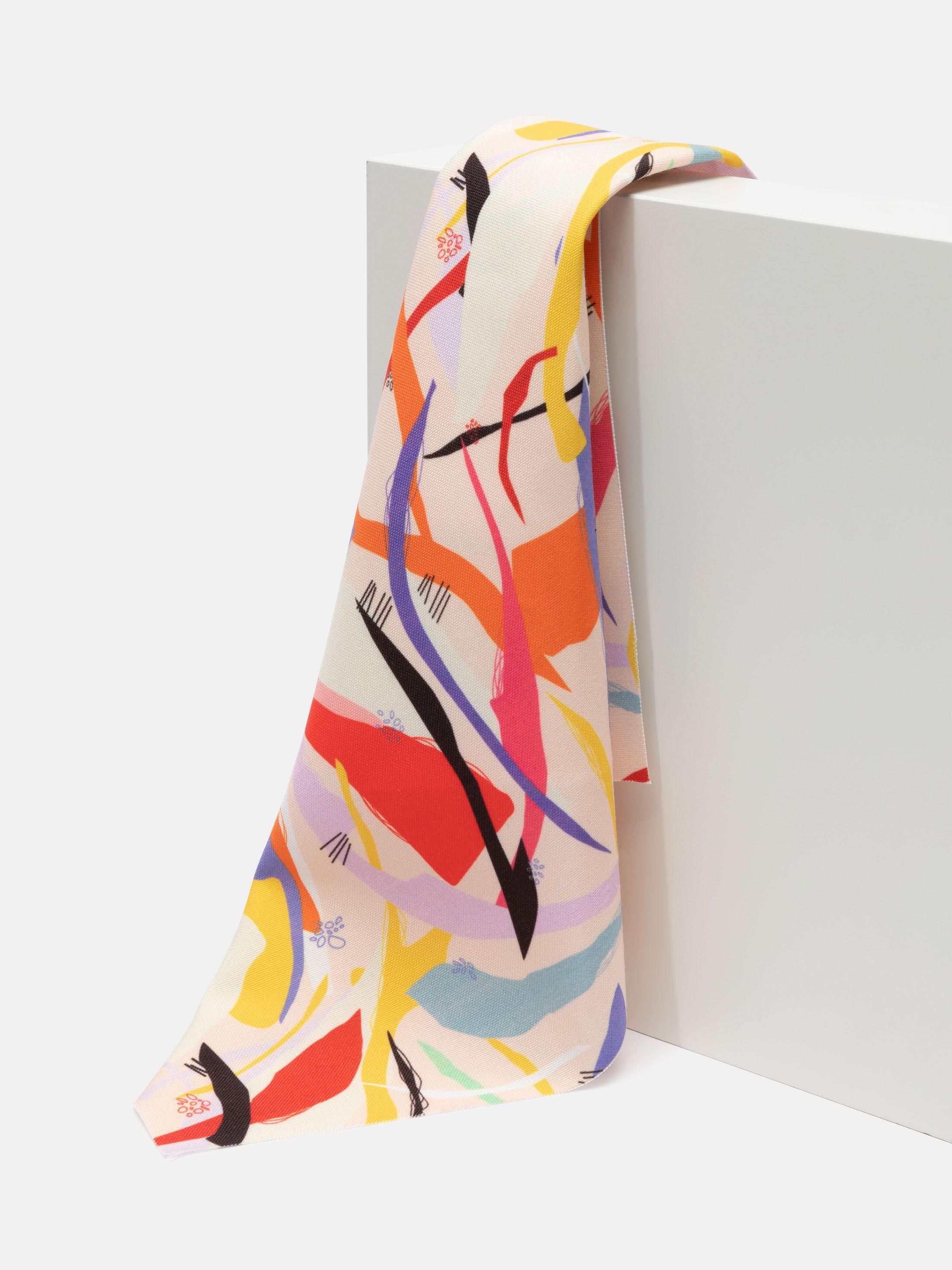 custom Portobello Canvas fabric printing