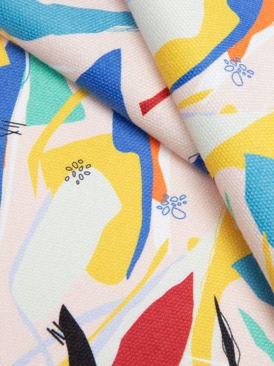 Archway tissu twill gratté imprimé