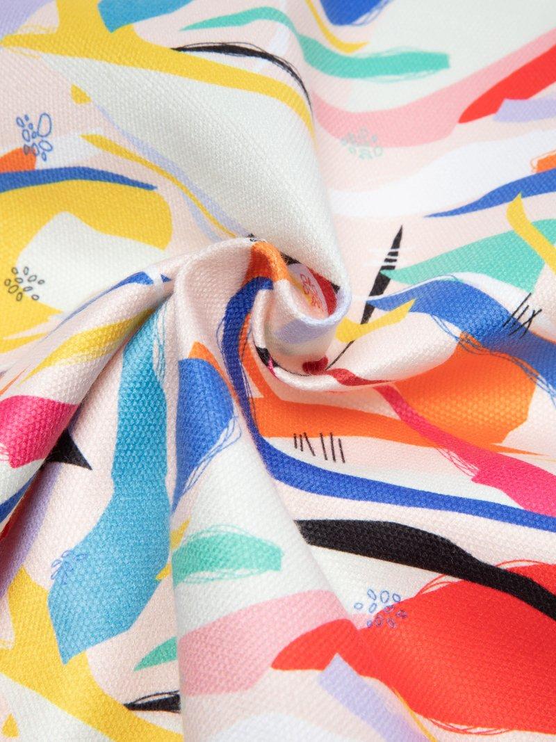 Archway Gebürsteter Twill bedruckt mit deinem design gefaltet