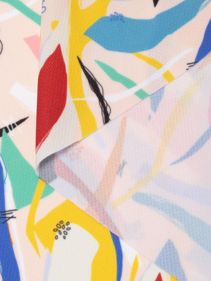 folding fabric printed airlfow
