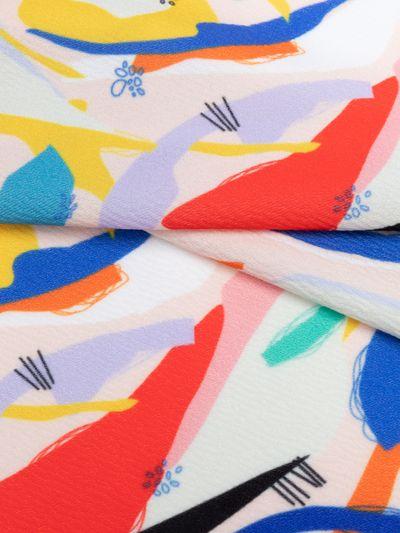Crepe Stretch dress fabric