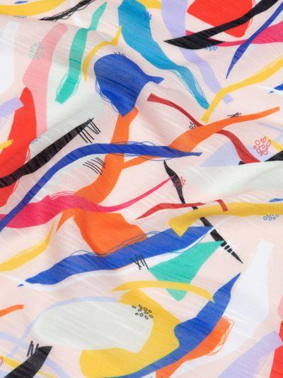 Slub Jersey t-shirt fabric