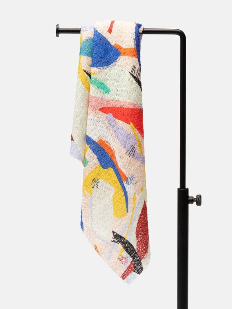 Sublimación textil en tela para ropa de verano