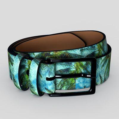 cinturon de cuero personalizado online