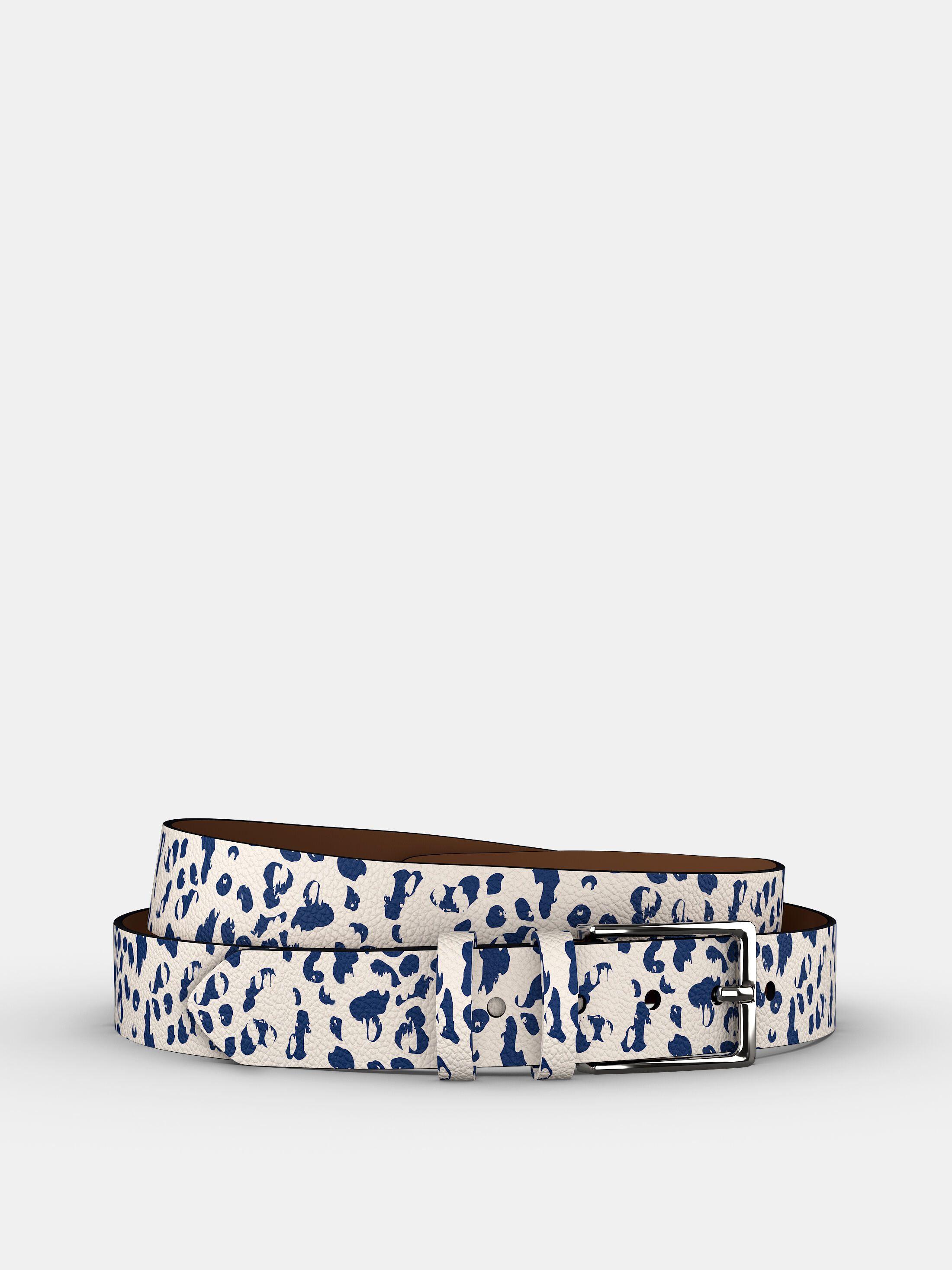 custom belt UK
