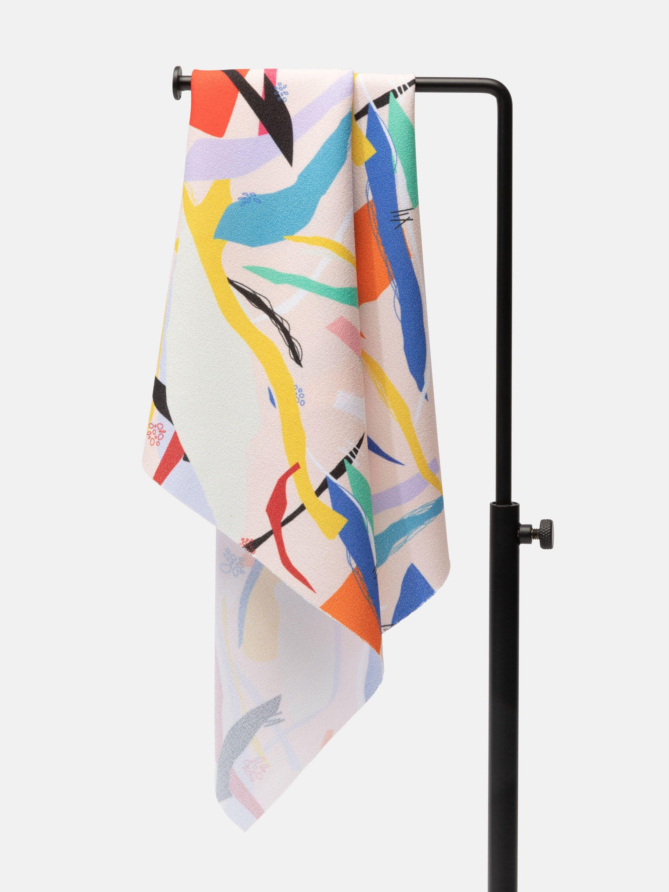 crepe fabric properties