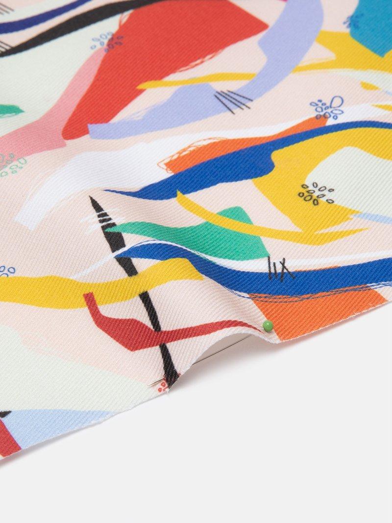 Impresión en tela denim por metros