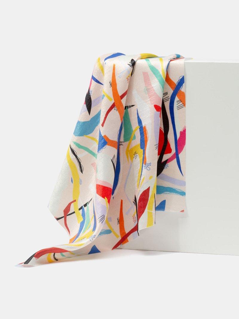 design velvet fever poly satin fabric