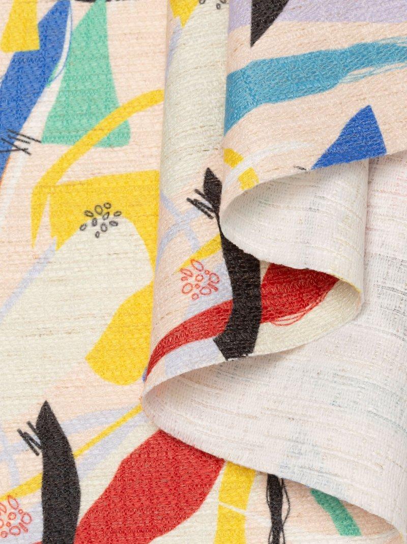 linen blend fabric