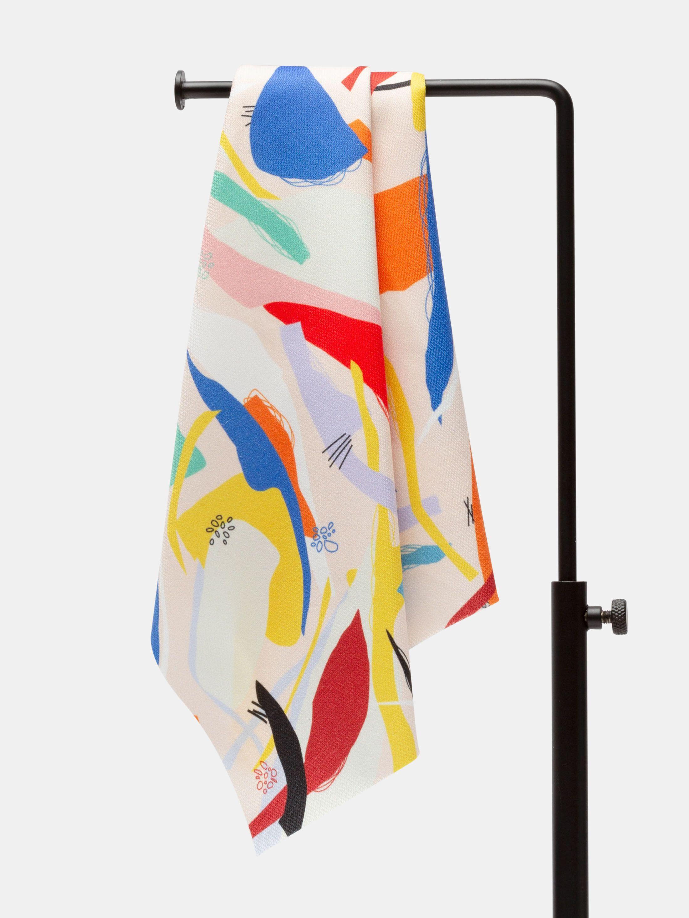 printing Lima Cotton Twill fabric