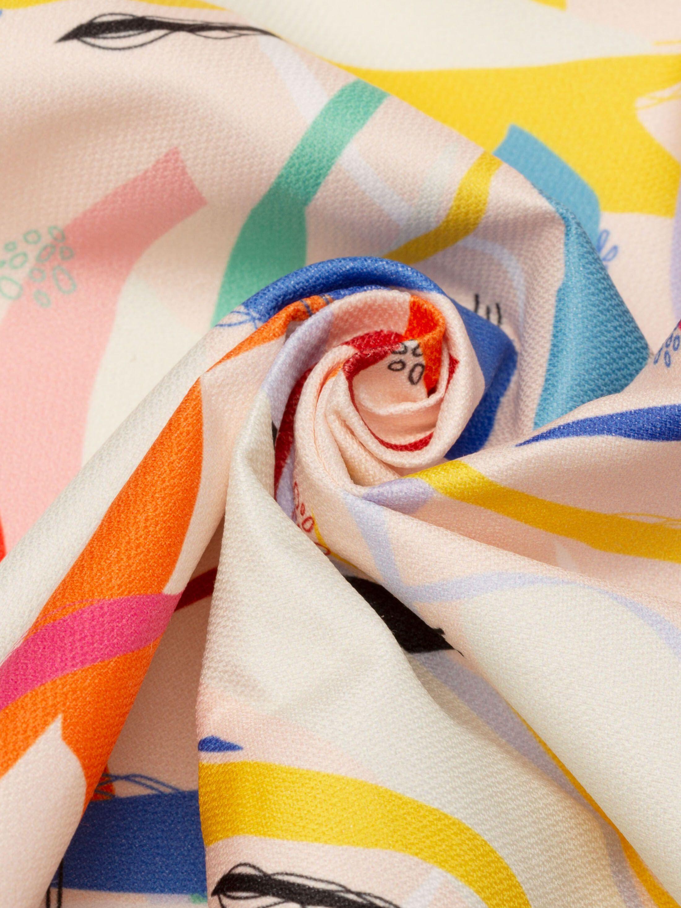 Lima Baumwoll-Twill Stoff bedruckt mit deinem design