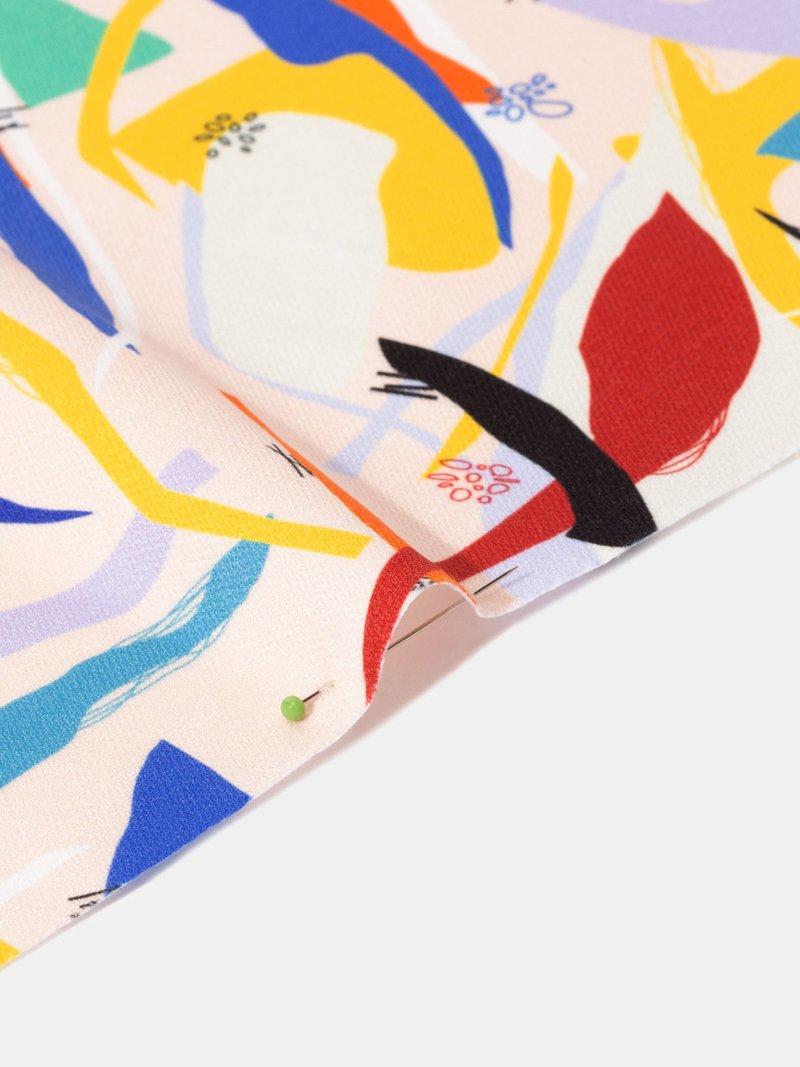 can I print Lima Cotton Poplin digital print fabric