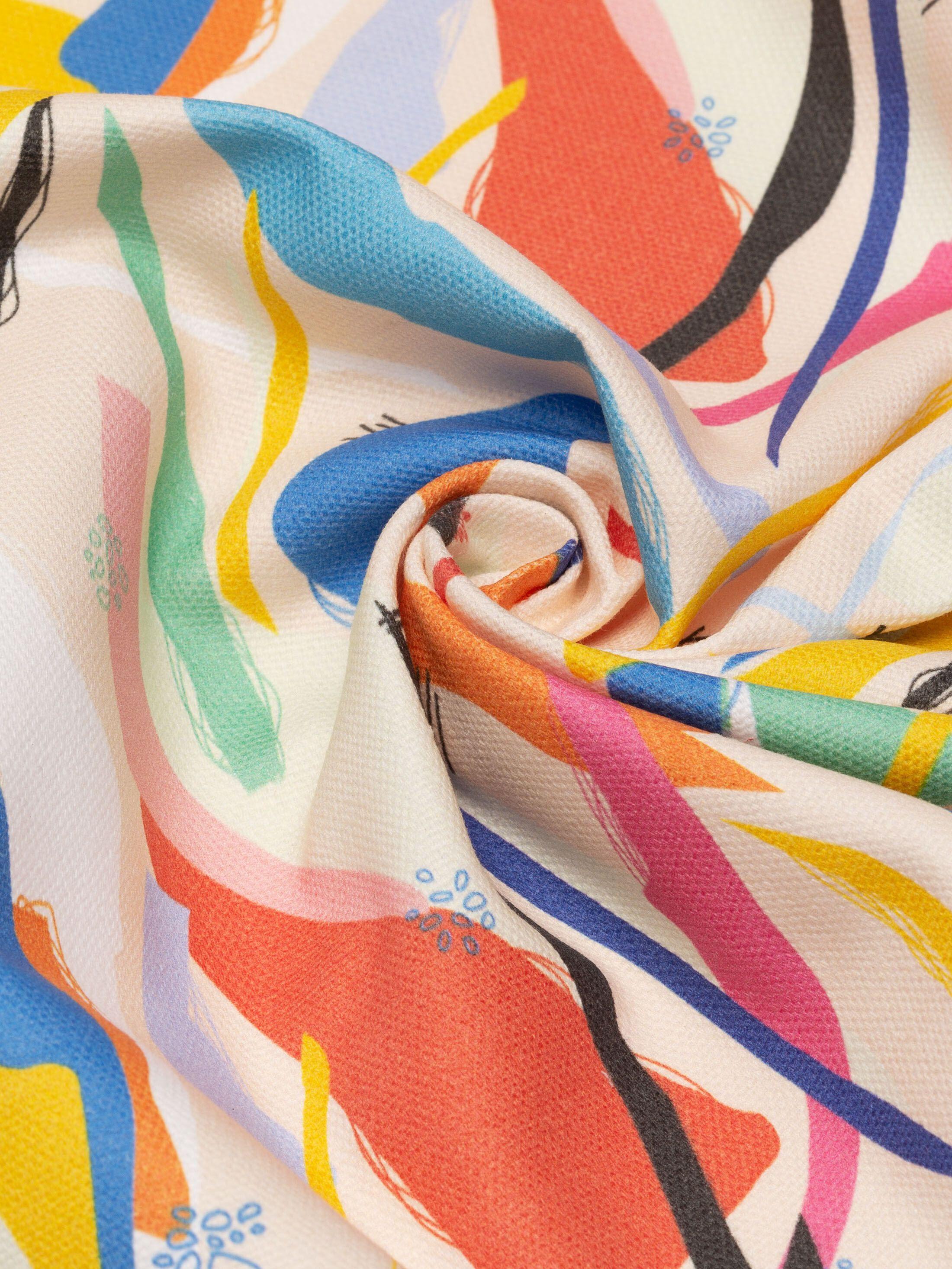customized organic cotton fabric