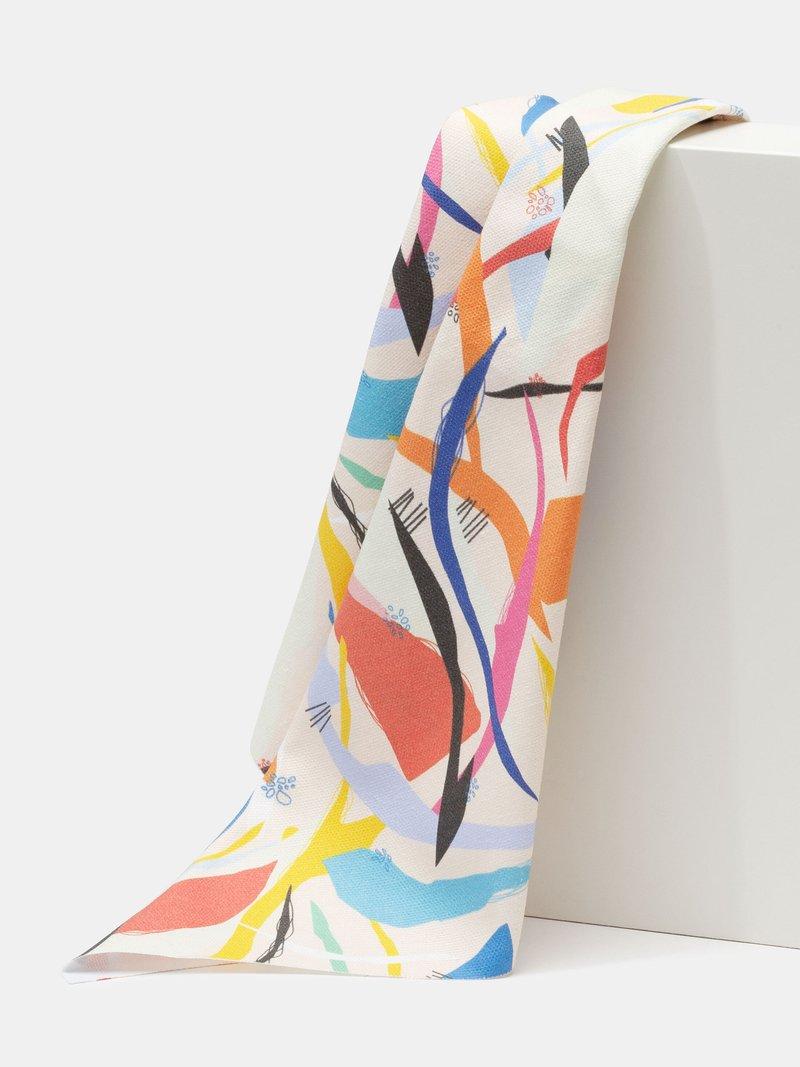 Organic cotton canvas fabric UK material