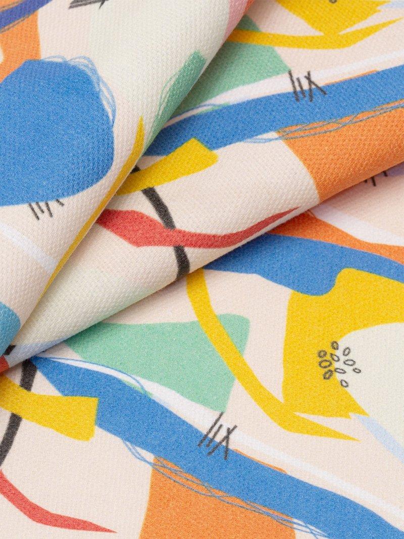 design your own organic cotton fabric AU