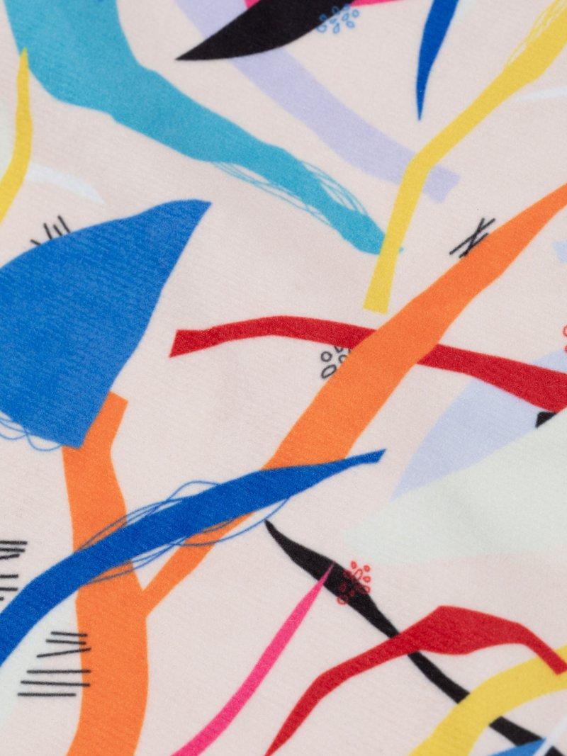 custom suede fabric