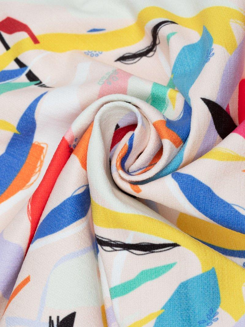 stampa stoffa ciniglia