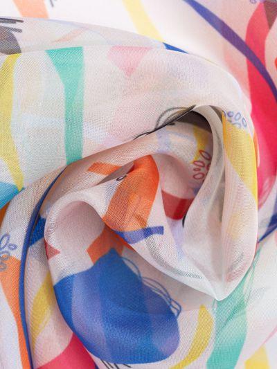 paris chiffon sheer fabric