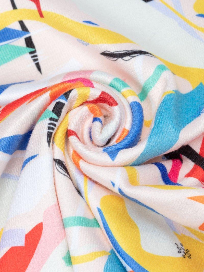 custom towelling fabric