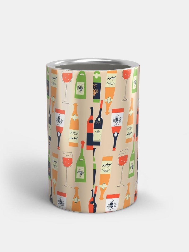 Personalisierte Weinkühler