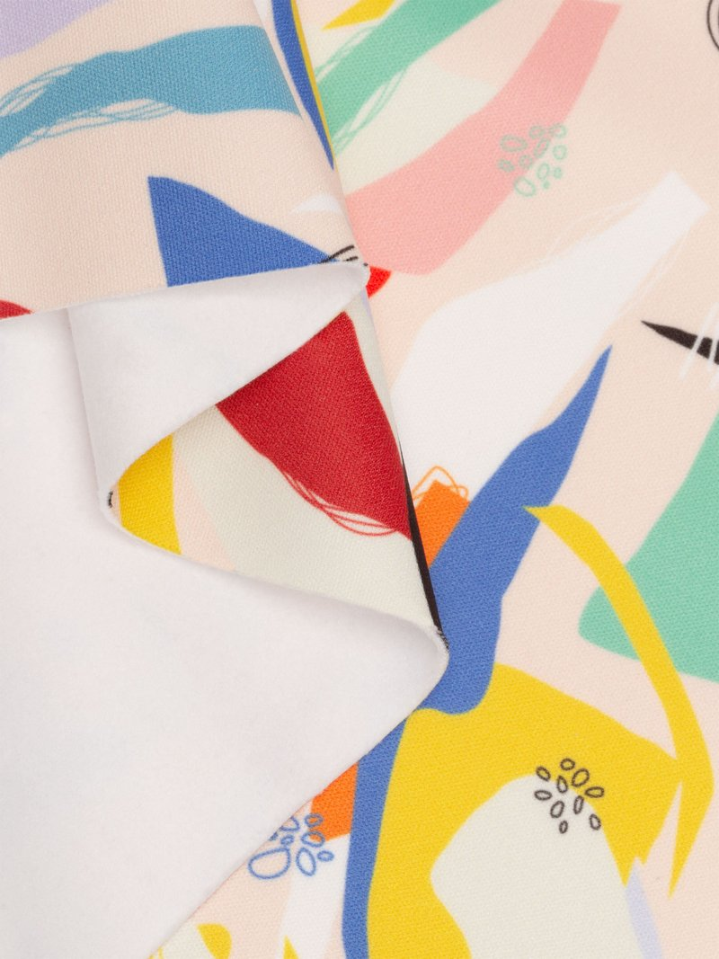 softshell fabric uk printed, edge examples