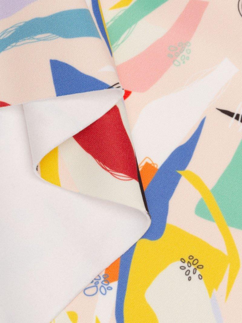 stampa tessuto acetato per abbigliamento