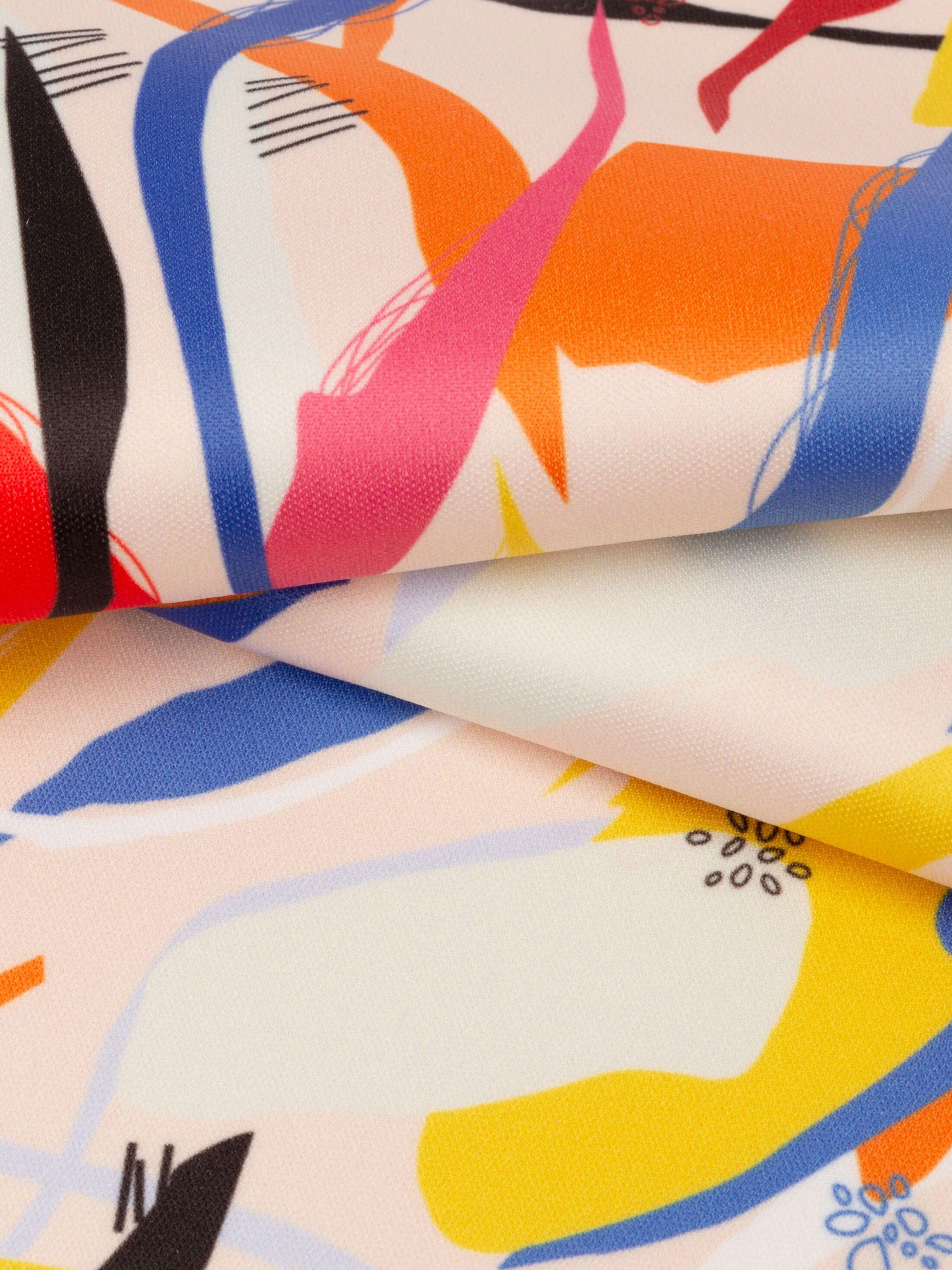 stampa tessile su jersey acetato