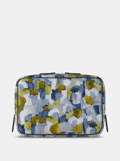 men's custom washbag