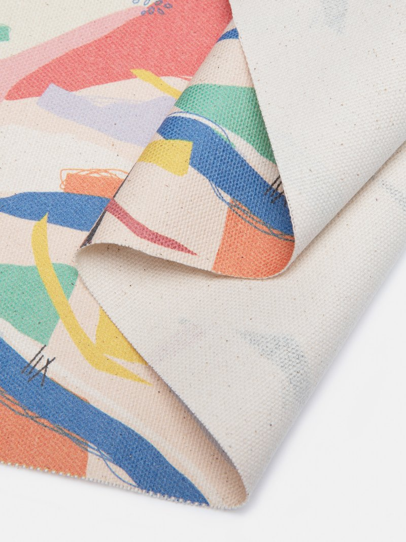 Custom Organic Cotton Prints
