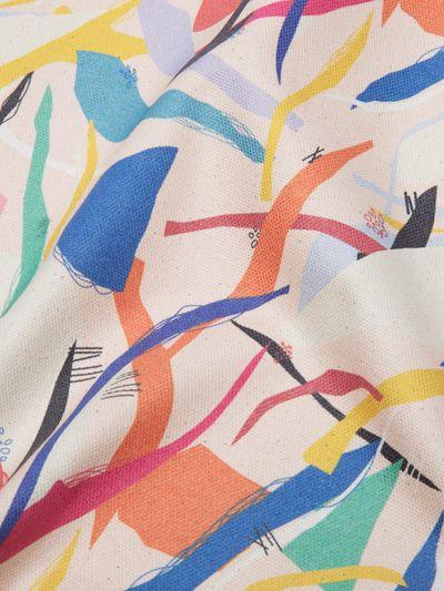 Organic Half-Panama Cotton fabric