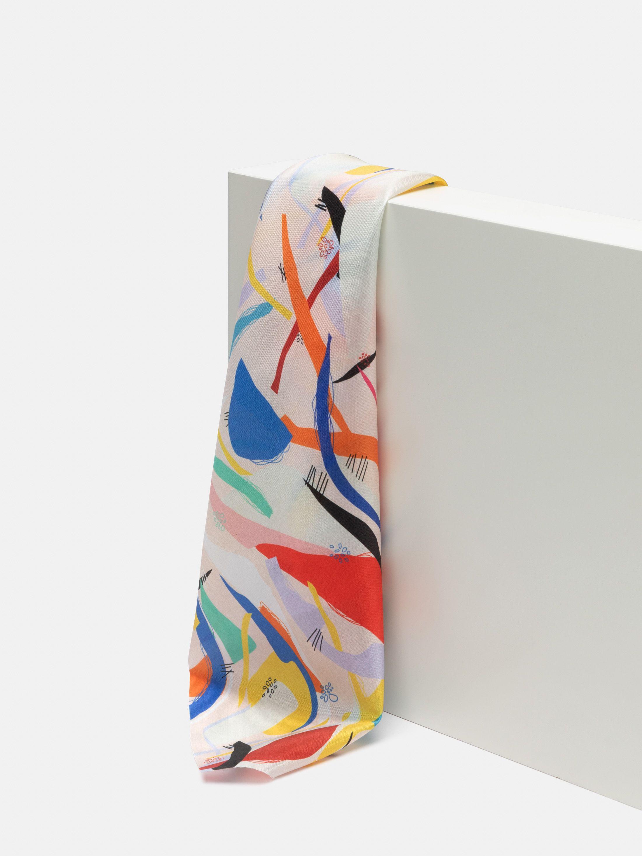 Zijden Impressie digitale print