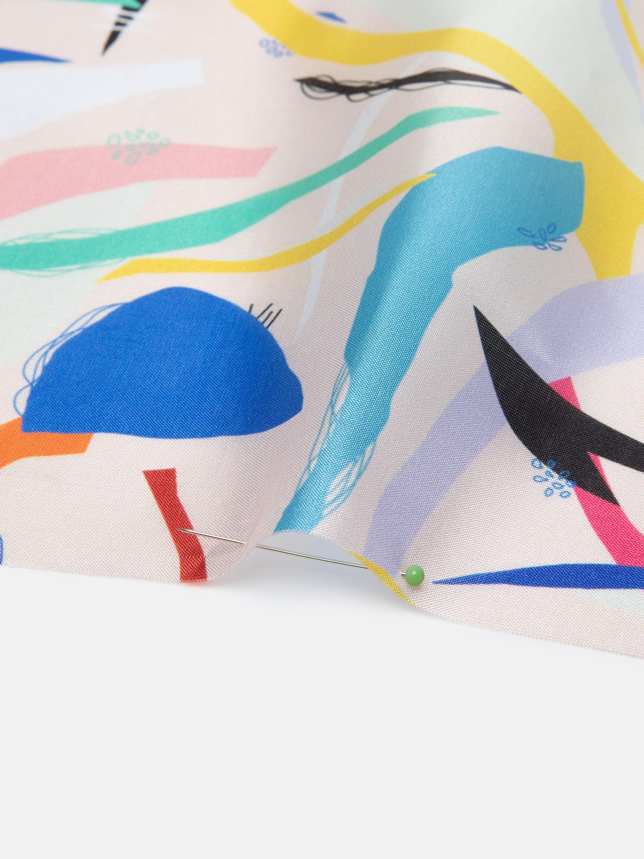 Silk Impression Digital print fabric