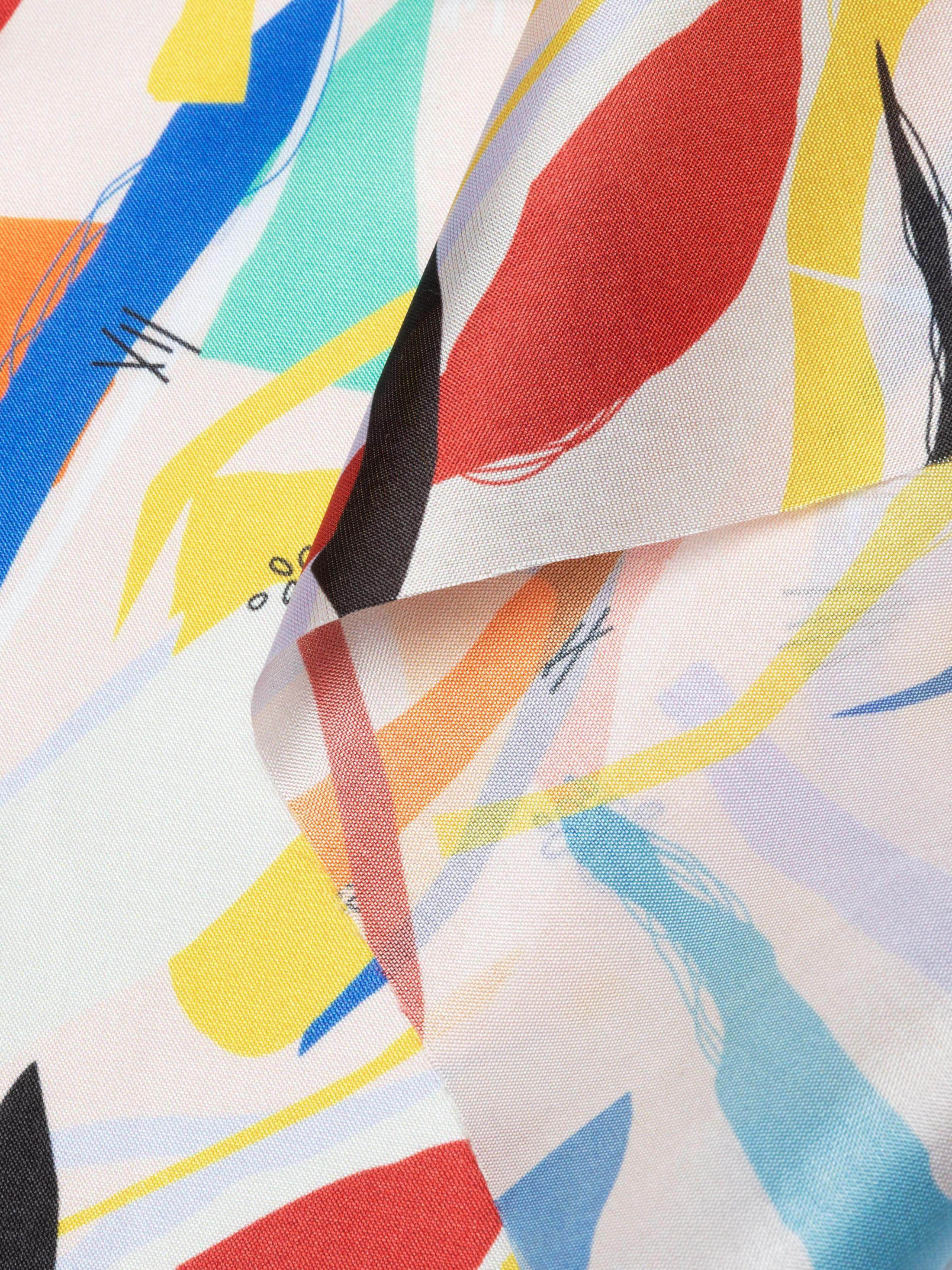 gepersonaliseerde print Zijden Impressie stof