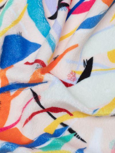 plush velvet tracksuit fabric