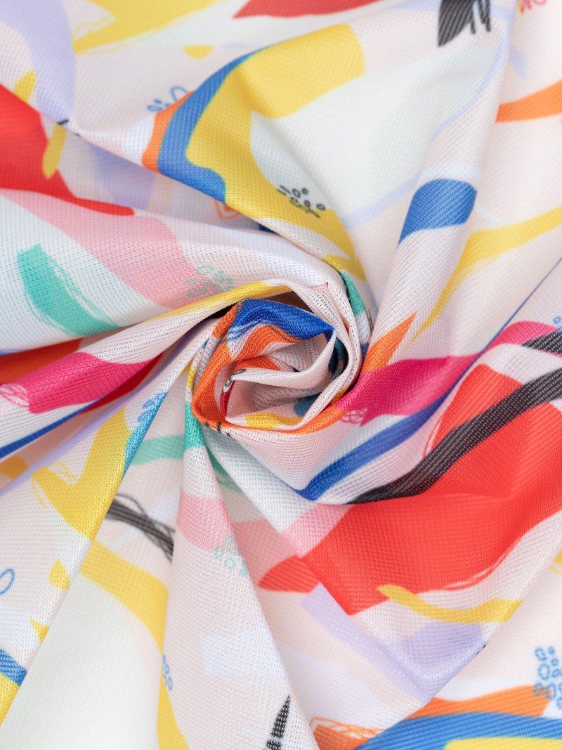 Voille De Ville Fabric Printing