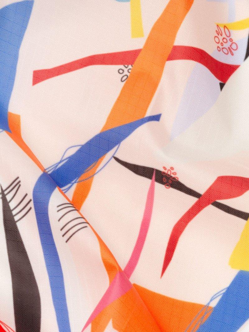 ripstop bedrucken mit deinem design fäden in verschiedenen farben