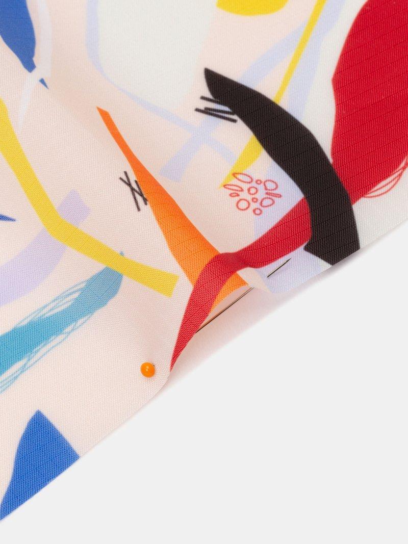 stampa digitale su tessuto nylon ripstop
