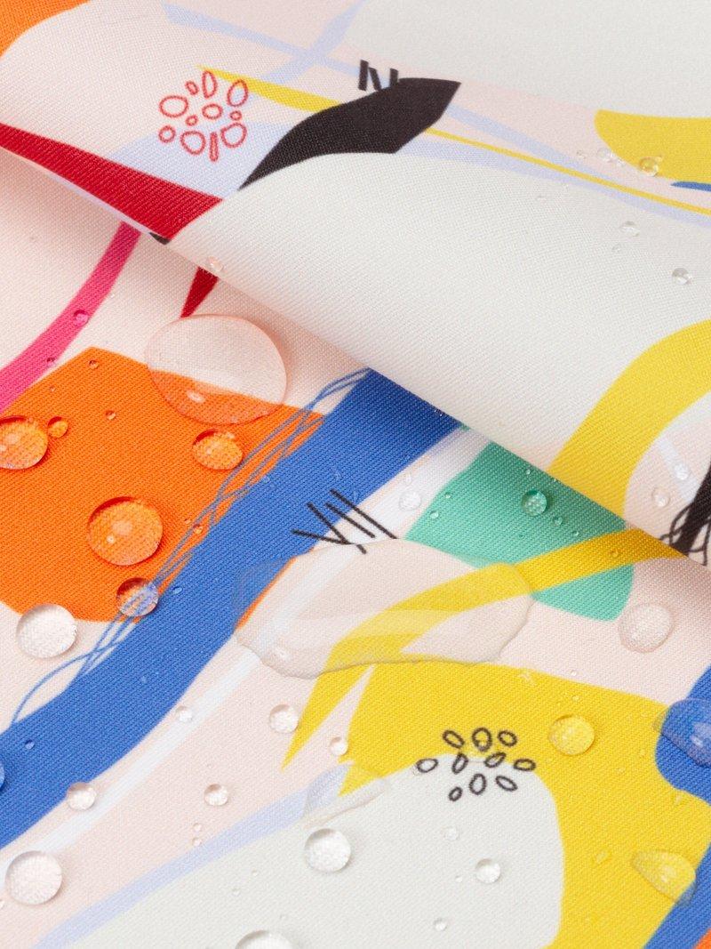 Designa eget vattentätt tyg online
