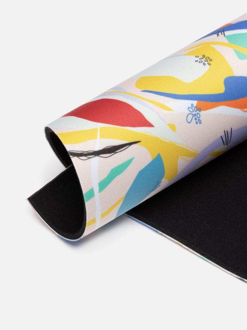 custom printed Neoprene fabric