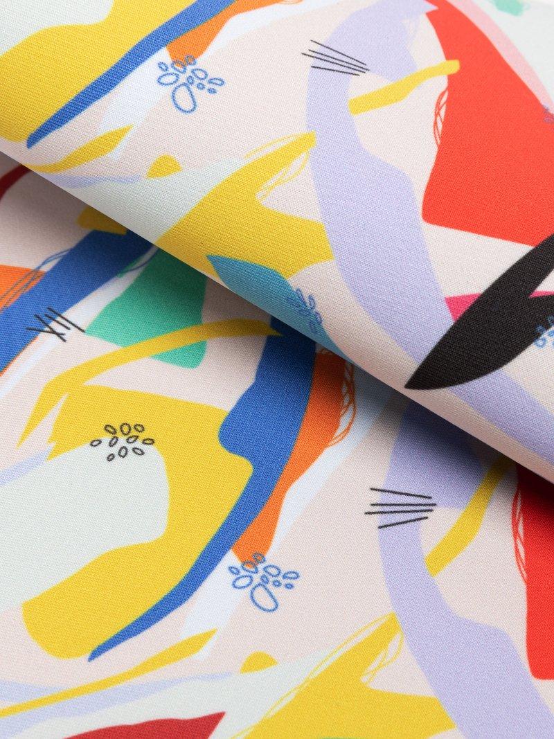 Insulator neoprene custom print Neoprene fabric