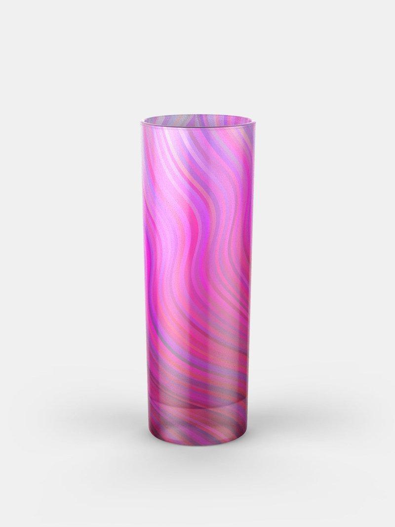 ontwerp bedrukt longdrinkglas