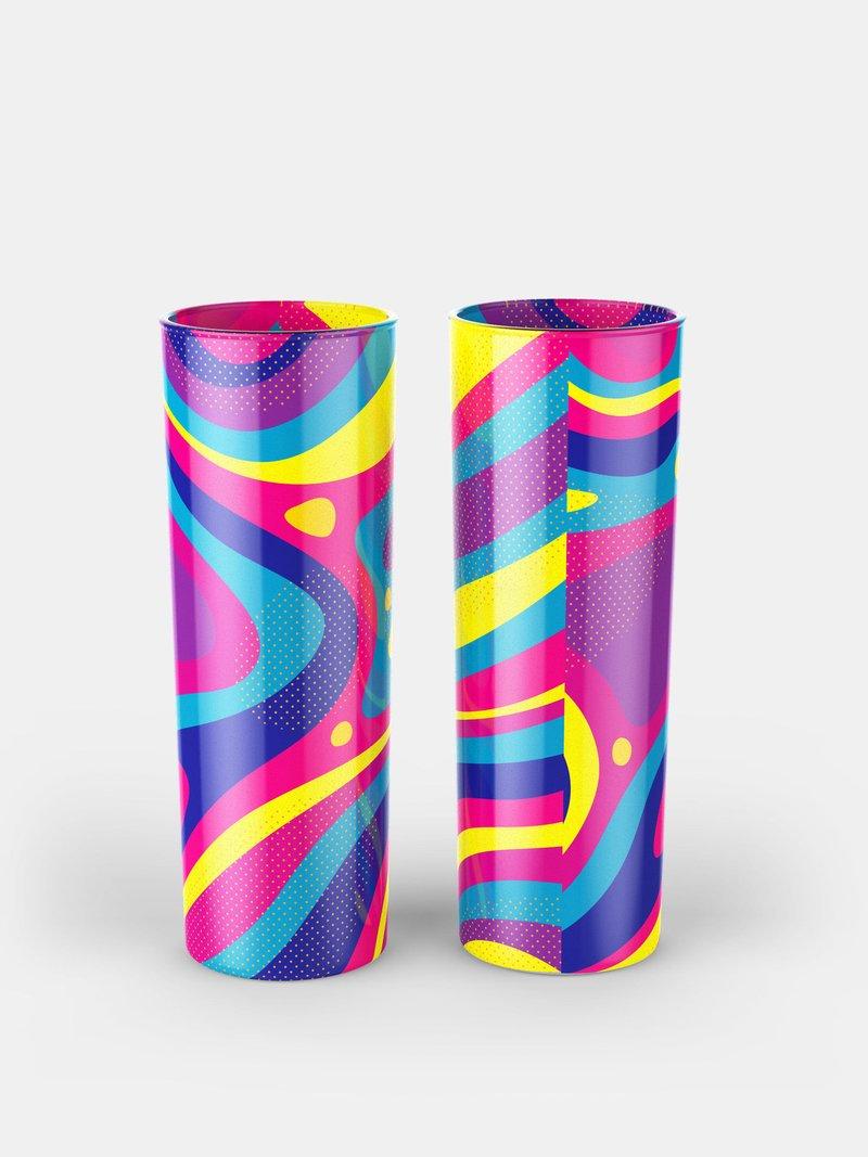 longdrinkglazen met print bedrukken