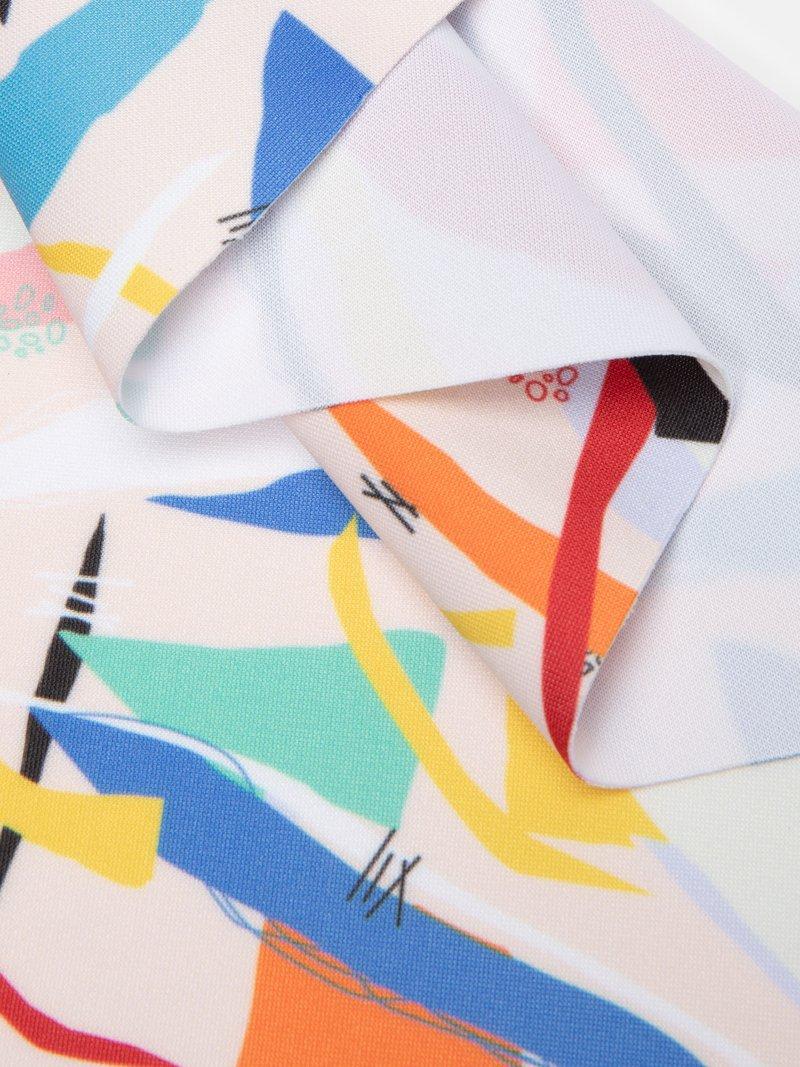 custom prints on sports jersey