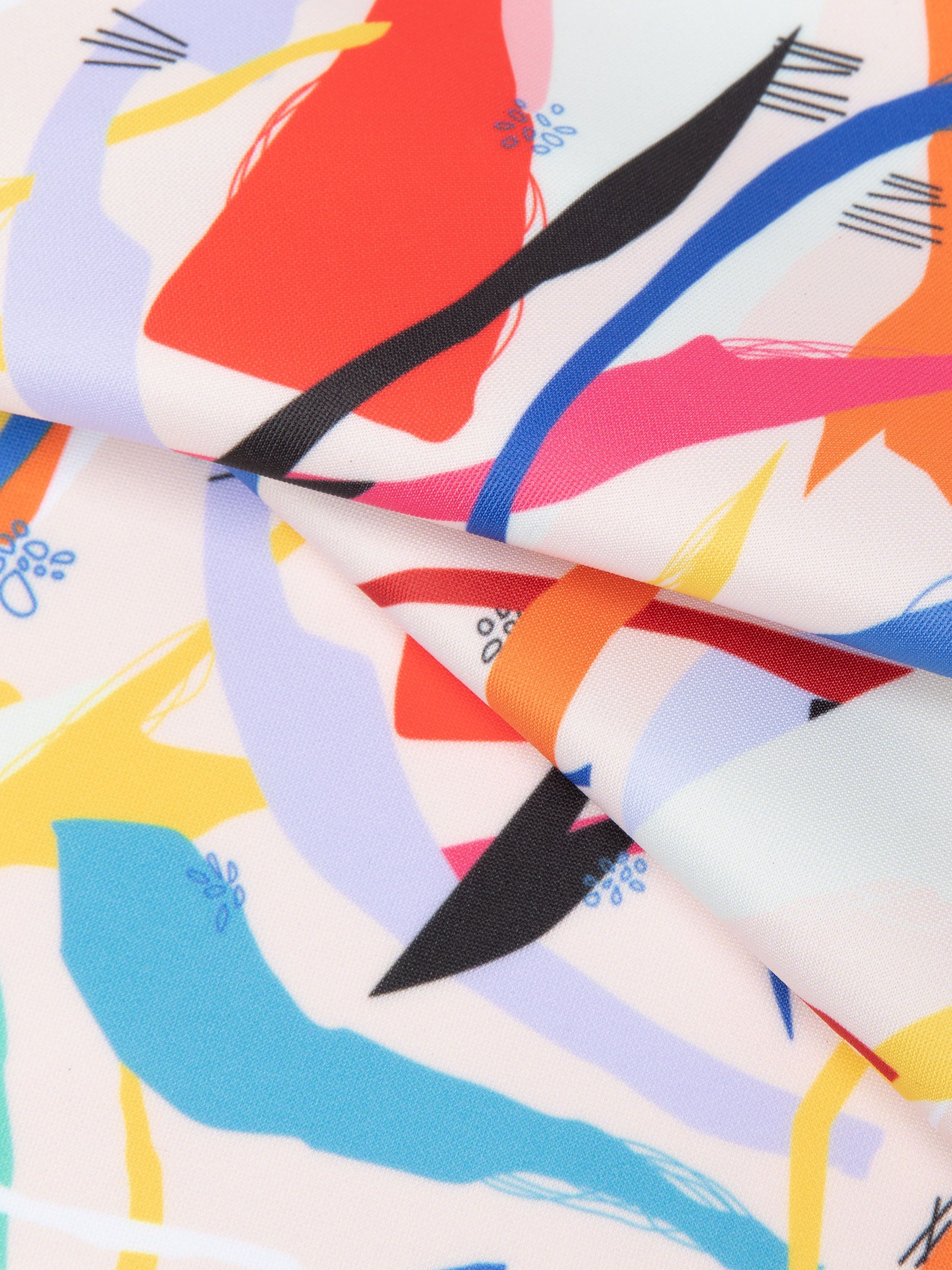 Tissu Jersey Sport Rox imprimé avec votre design