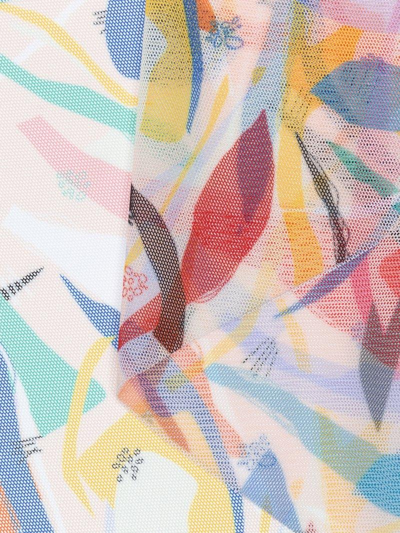 print Florence Net fabric swatch
