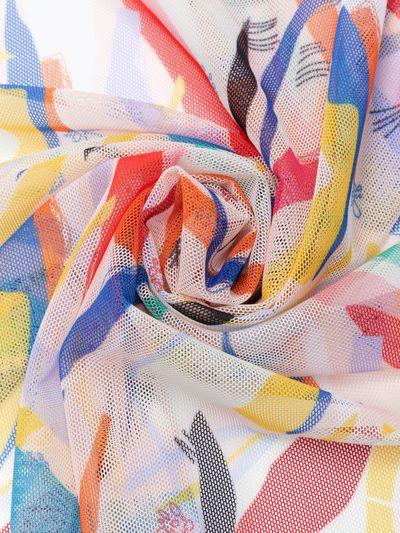 florence net sheer fabric
