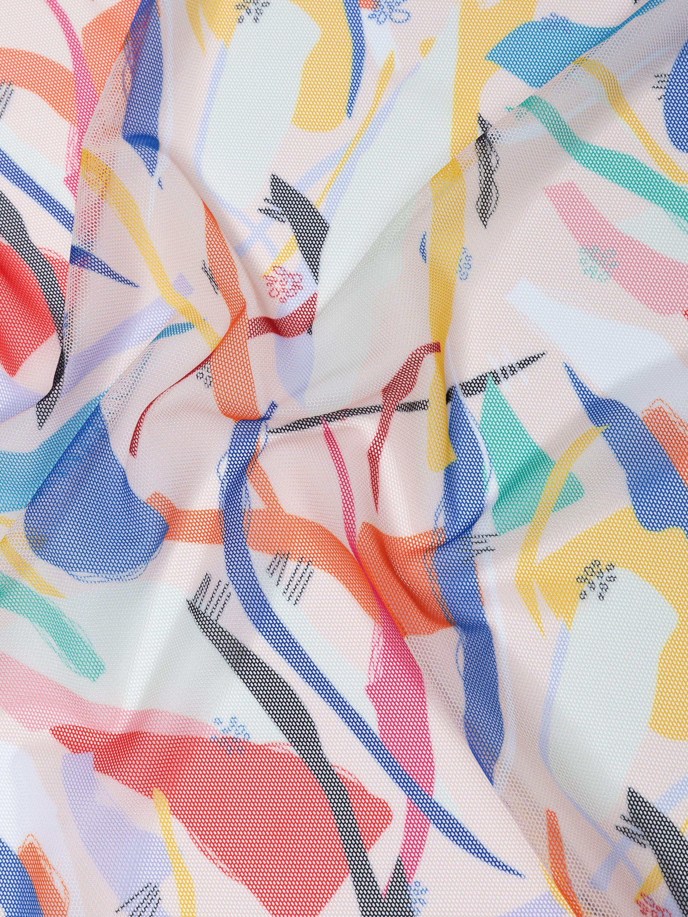 Digitaltryck pa meshtyg Florence net