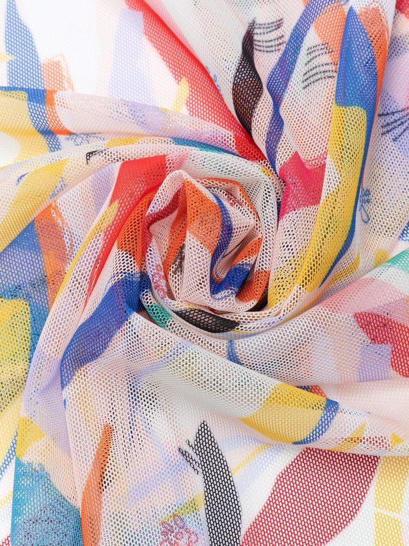 Printing on Florence Net Fabric