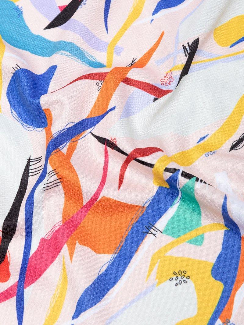 personalised sportswear fabric